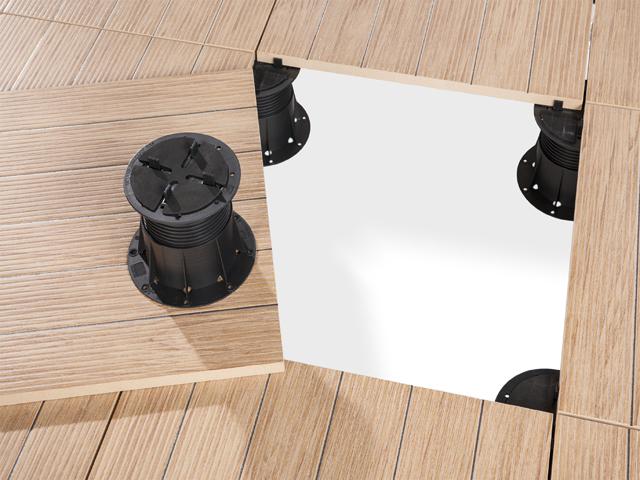 Nouveau ! Finition Latérale – Terrasse sur Plots – Armor