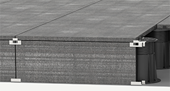 Nouveau ! Finition Latérale - Terrasse sur Plots - Armor Céramique